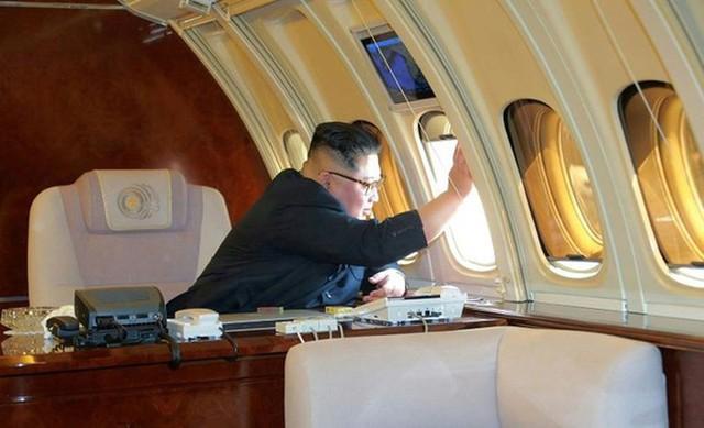 Chuyên cơ Chammae-1 chở ông Kim Jong-un đã bay thử tới Hà Nội? - Ảnh 3.