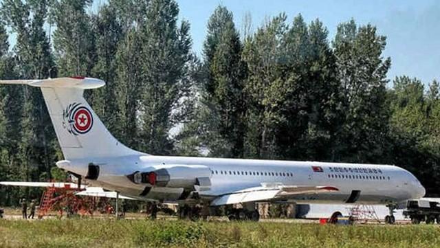Chuyên cơ Chammae-1 chở ông Kim Jong-un đã bay thử tới Hà Nội? - Ảnh 4.