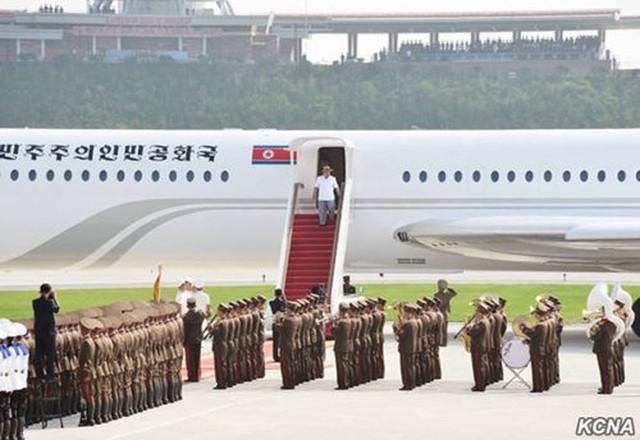 Chuyên cơ Chammae-1 chở ông Kim Jong-un đã bay thử tới Hà Nội? - Ảnh 5.
