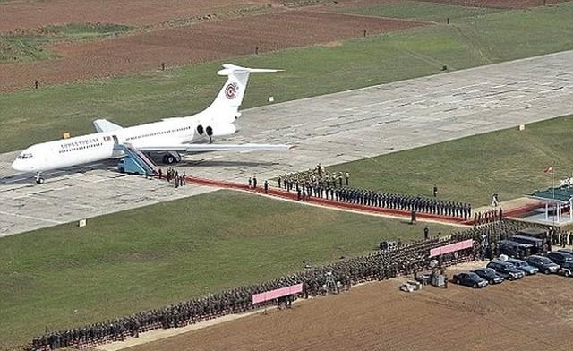 Chuyên cơ Chammae-1 chở ông Kim Jong-un đã bay thử tới Hà Nội? - Ảnh 6.