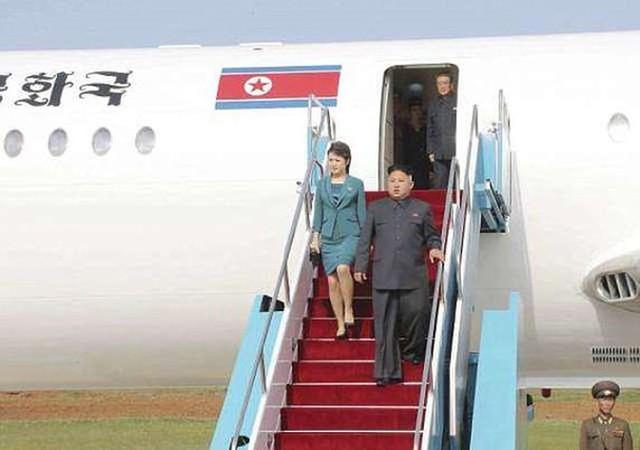 Chuyên cơ Chammae-1 chở ông Kim Jong-un đã bay thử tới Hà Nội? - Ảnh 7.