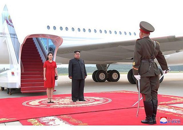Chuyên cơ Chammae-1 chở ông Kim Jong-un đã bay thử tới Hà Nội? - Ảnh 9.