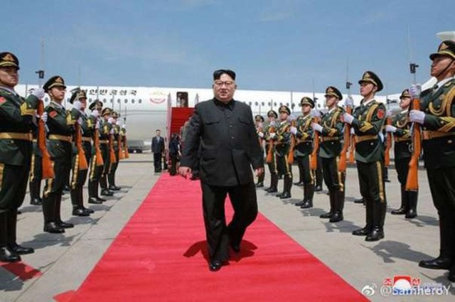 Chuyên cơ Chammae-1 chở ông Kim Jong-un đã bay thử tới Hà Nội? - Ảnh 10.