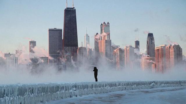 Tại sao gần đây xuất hiện những nơi chịu lạnh kỷ lục? Vì Trái Đất đang nóng lên đến mức nguy hiểm - Ảnh 1.