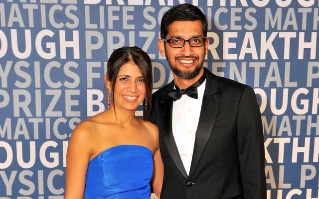 Valentine nghe chuyện tình của CEO Google: Sang Mỹ vẫn quyết tâm cưới bạn gái quê nhà làm vợ - Ảnh 2.