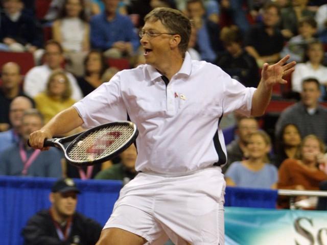 Một ngày của tỷ phú Bill Gates - Ảnh 5.