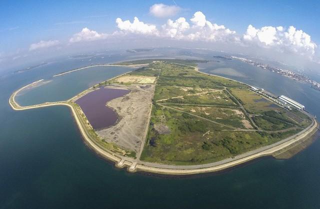 Nghệ thuật xử lý rác ở đất nước siêu sạch Singapore: 90% rác biến thành điện, 10% trở thành đảo du lịch - Ảnh 7.
