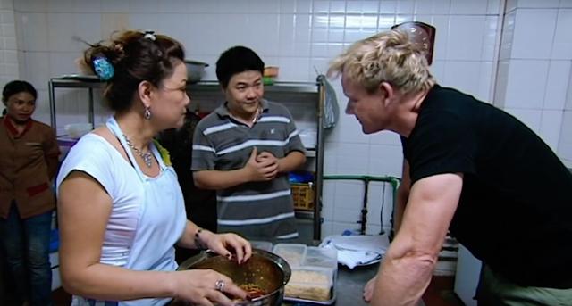 Ẩm thực Việt Nam qua những câu nói để đời của Gordon Ramsay: Ở Việt Nam tôi chỉ là một đầu bếp tồi - Ảnh 1.