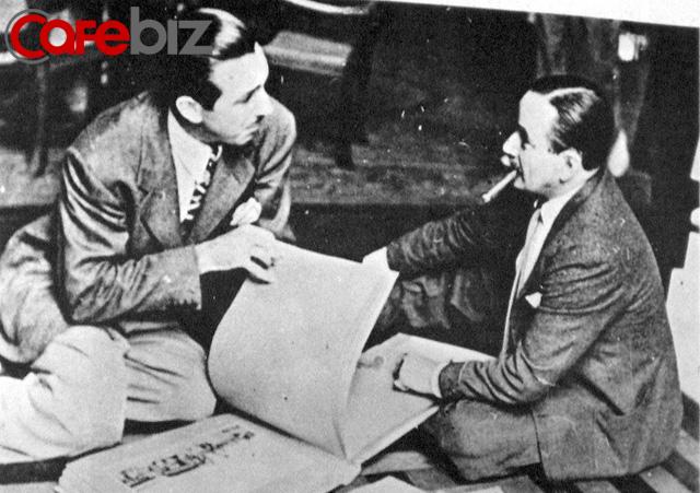 Walt Disney: Hãy làm việc thật tốt, bạn không phải lo lắng về tiền bạc, nó sẽ tự đến thôi - Ảnh 1.