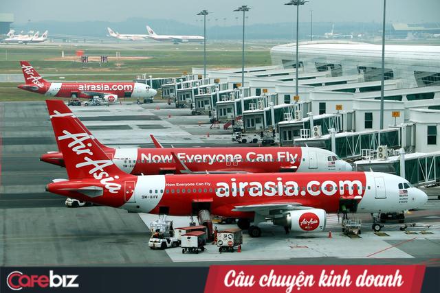 AirAsia chính thức lên tiếng về hãng hàng không thứ 6 tại Việt Nam - Ảnh 1.