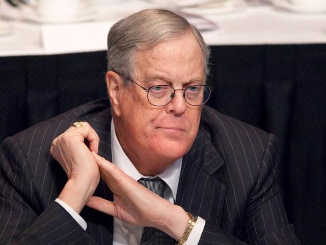 Con đường thành tỷ phú của Charles Koch - chủ tịch công ty tư nhân lớn thứ 2 Mỹ - Ảnh 12.