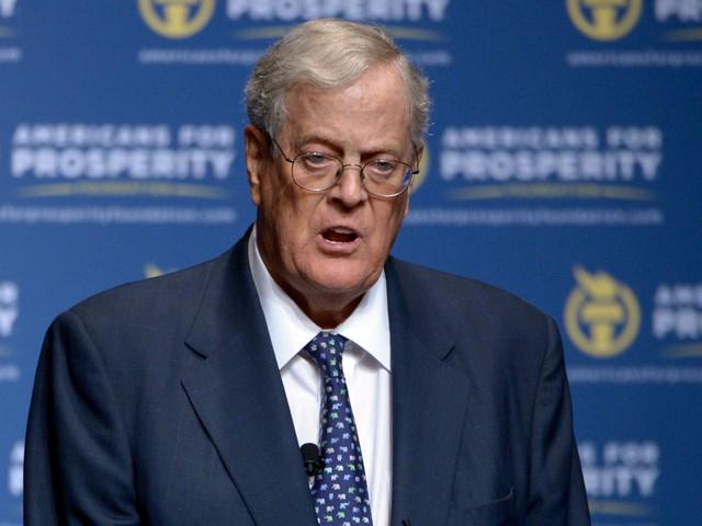 Con đường thành tỷ phú của Charles Koch - chủ tịch công ty tư nhân lớn thứ 2 Mỹ - Ảnh 13.