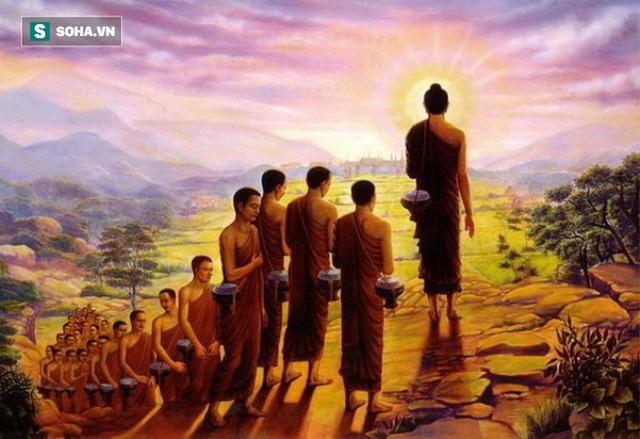 Cùng gặp Đức Phật, 3 người có 3 kết cục khác nhau, bài học ai biết áp dụng sẽ thành công - Ảnh 1.