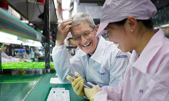 Nhiều đối tác cung ứng của Apple đang phải tính đến những biện pháp xa hơn khi Apple không may sảy chân - Ảnh 2.