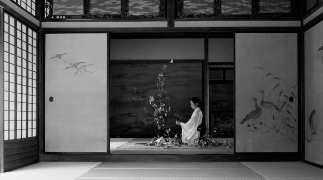 Sau 10 năm ẩn dật, người phụ nữ Nhật Bản trở thành kho báu quốc gia khi được mọi người mệnh danh là bậc thầy cắm hoa - Ảnh 19.