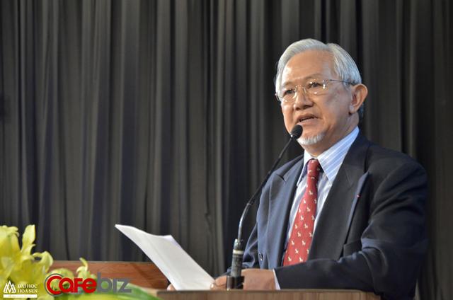 Phạt hay không phạt nhân viên: Hai trường phái quản trị đối nghịch giữa ông Phạm Nhật Vượng và ông Nguyễn Đức Tài, cùng lời giải của giáo sư Phan Văn Trường - Ảnh 2.
