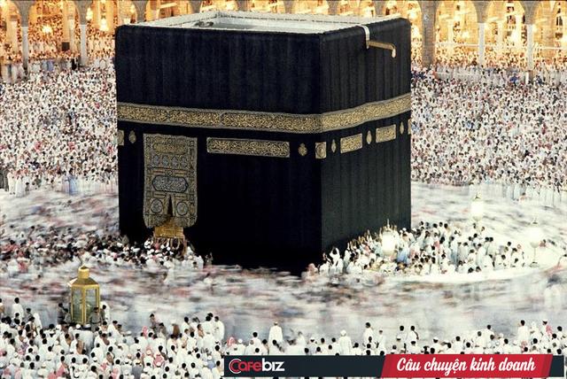 Thánh địa Mecca: Trái tim linh thiêng trong Thế giới hồi giáo, điếm hành hương của 1,8 tỷ tín đồ, nguồn thu khủng khiếp cho ngành du lịch Ả Rập Xê Út - Ảnh 3.