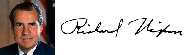 Độc đáo chữ ký của 45 tổng thống Mỹ - Ảnh 2.