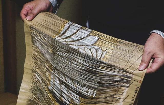 Một ngày tại làng nghề truyền thống Kyoto, nơi các nghệ nhân làm giấy, dệt lụa theo phương pháp thủ công qua hàng thế kỷ - Ảnh 25.