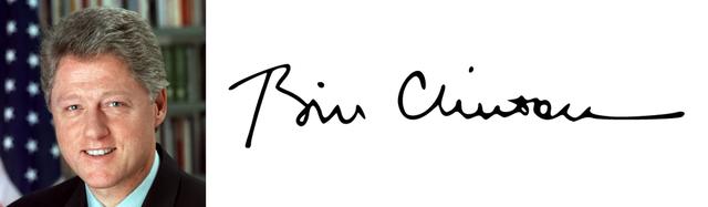 Độc đáo chữ ký của 45 tổng thống Mỹ - Ảnh 7.