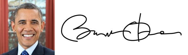 Độc đáo chữ ký của 45 tổng thống Mỹ - Ảnh 9.