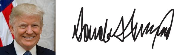 Độc đáo chữ ký của 45 tổng thống Mỹ - Ảnh 10.