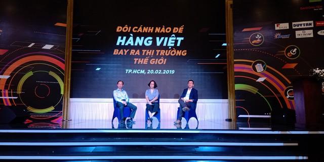 Làm gì để sản phẩm bản địa Việt Nam hội nhập thị trường thế giới? - Ảnh 1.