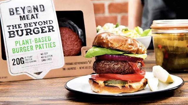 Thịt chay từ rau củ có mùi vị, dưỡng chất, rỉ máu y như thịt thật, Beyond Meat được cả Bill Gates và McDonald's đầu tư, tham vọng thay thế thịt toàn cầu - Ảnh 5.