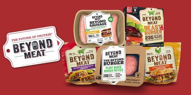 Thịt chay từ rau củ có mùi vị, dưỡng chất, rỉ máu y như thịt thật, Beyond Meat được cả Bill Gates và McDonald's đầu tư, tham vọng thay thế thịt toàn cầu - Ảnh 7.