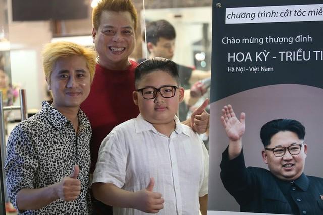 Nổi tiếng sau một đêm vì quá giống ông Kim Jong Un, cậu bé Việt lên báo ngoại, được mời chụp ảnh quảng cáo - Ảnh 5.