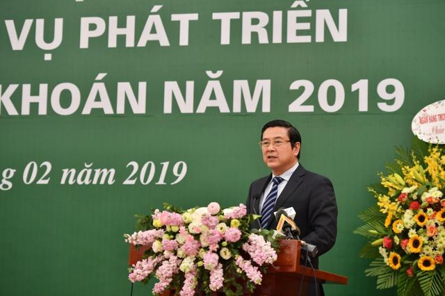 Lãnh đạo Vietjet hiến kế phát triển thị trường chứng khoán - Ảnh 1.