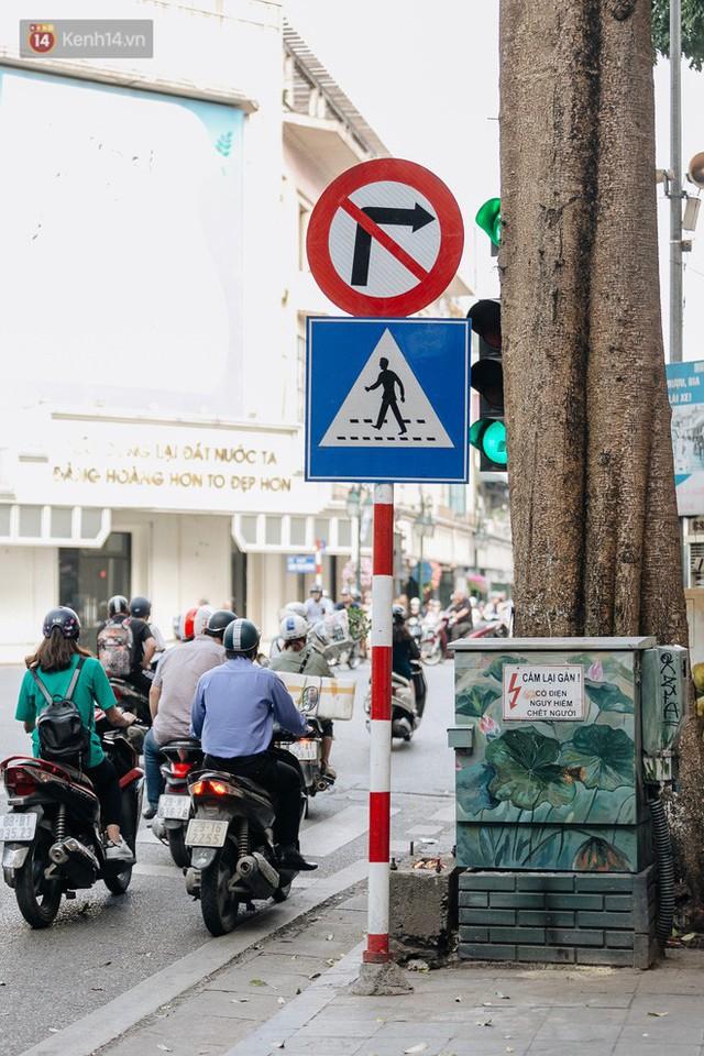 Chuyện buồn về những tủ điện sắc màu ở Hà Nội bị bôi bẩn: Chúng tôi mất 4 ngày tô vẽ, những người khác chỉ mất 3 giây để làm nó lem luốc - Ảnh 11.