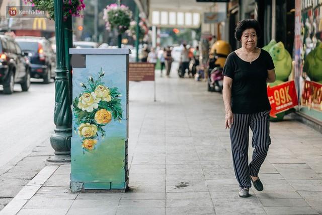 Chuyện buồn về những tủ điện sắc màu ở Hà Nội bị bôi bẩn: Chúng tôi mất 4 ngày tô vẽ, những người khác chỉ mất 3 giây để làm nó lem luốc - Ảnh 3.