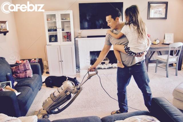 Đàn ông không biết làm việc nhà thì đừng có nghĩ đến chuyện lấy vợ - Ảnh 2.