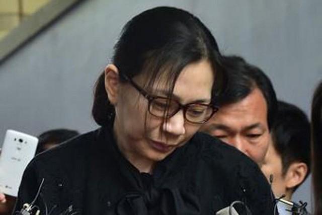 Ái nữ tai tiếng của chủ tịch Korean Air bị chồng kiện bạo hành gia đình, tung bằng chứng thương tích gây dậy sóng dư luận - Ảnh 2.