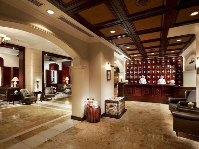 Phòng mà ông Donald Trump đã ở khi đến Việt Nam sang trọng cỡ nào? - Ảnh 6.