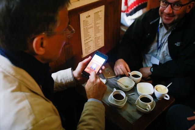 3.000 cốc cafe trứng Giảng phục vụ Hội nghị thượng đỉnh Mỹ - Triều - Ảnh 12.