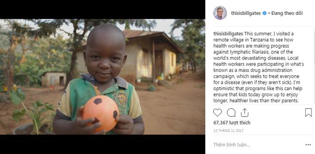 Tiền nhiều để làm gì: Bill Gates đi khắp thế giới ngắm toilet, đánh răng cũng nghĩ tới người nghèo - Ảnh 4.