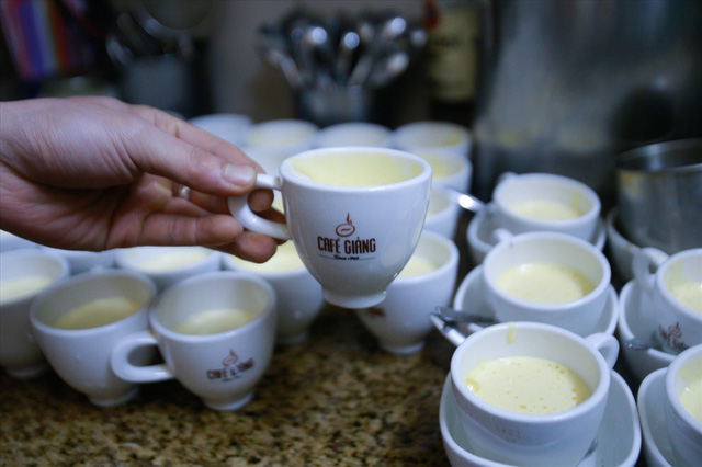 3.000 cốc cafe trứng Giảng phục vụ Hội nghị thượng đỉnh Mỹ - Triều - Ảnh 9.