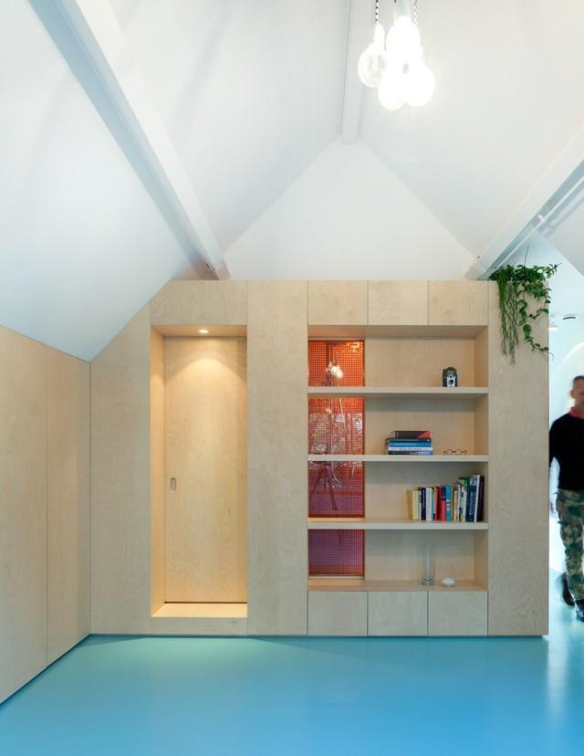 Chiếc hộp kỳ diệu trong căn hộ 56 m2 - Ảnh 1.