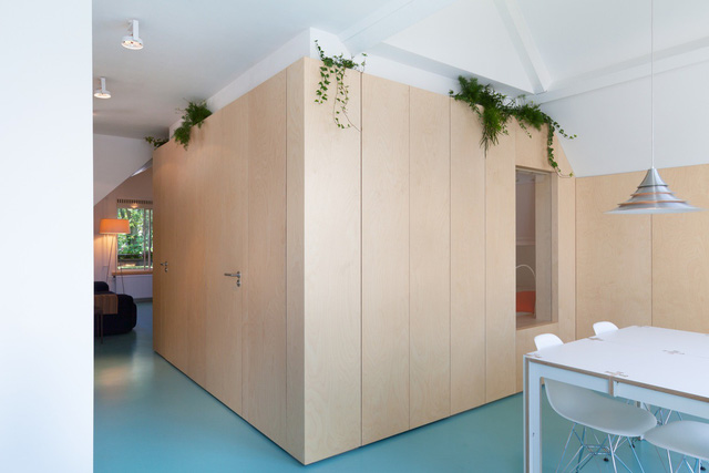 Chiếc hộp kỳ diệu trong căn hộ 56 m2 - Ảnh 3.