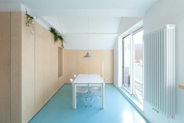 Chiếc hộp kỳ diệu trong căn hộ 56 m2 - Ảnh 4.