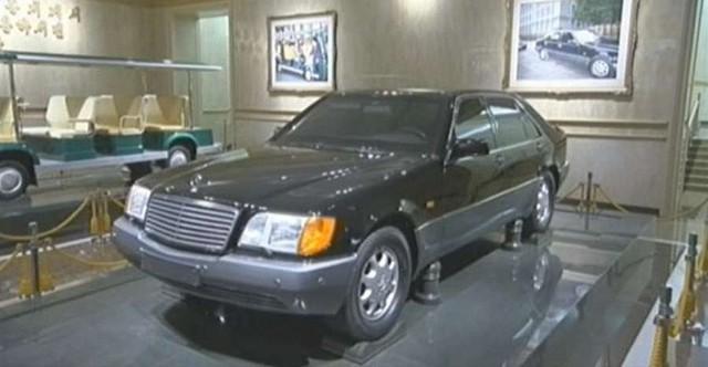Siêu xe bọc thép Mercedes S600 đưa chủ tịch Kim Jong-un từ Đồng Đăng về Hà Nội có gì đặc biệt? - Ảnh 5.