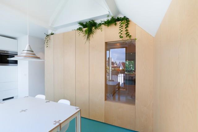 Chiếc hộp kỳ diệu trong căn hộ 56 m2 - Ảnh 6.