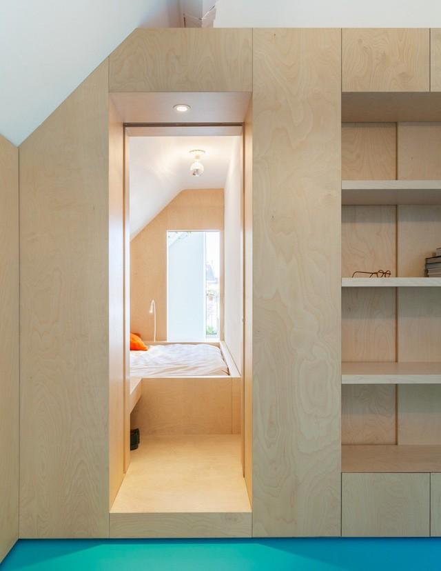 Chiếc hộp kỳ diệu trong căn hộ 56 m2 - Ảnh 7.