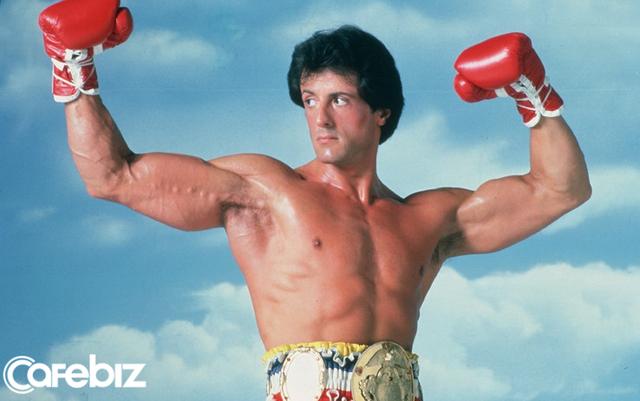 Bị từ chối 1850 lần, Sylvester Stallone nay là siêu sao nổi tiếng thế giới: Còn bạn, mới thất bại 1 lần, đã vội kêu ca Sao số mình khổ thế? - Ảnh 1.