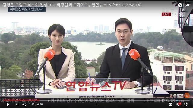 Không chỉ có MBC News, nhiều hãng thông tấn quốc tế cũng chọn được những địa điểm chất không kém ở Hà Nội để dẫn bản tin thời sự - Ảnh 11.