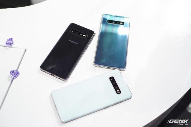 Bộ ba Galaxy S10 chính thức ra mắt ở Việt Nam: giá khởi điểm từ 16 triệu , cao nhất 34 triệu - Ảnh 2.