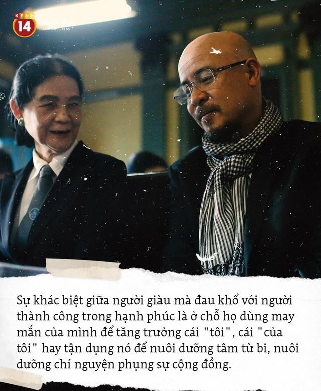 """Vụ ly hôn của Vua café Trung Nguyên: Bài học về tình nghĩa vợ chồng và bi kịch của những """"người giàu cũng khóc"""" - Ảnh 6."""