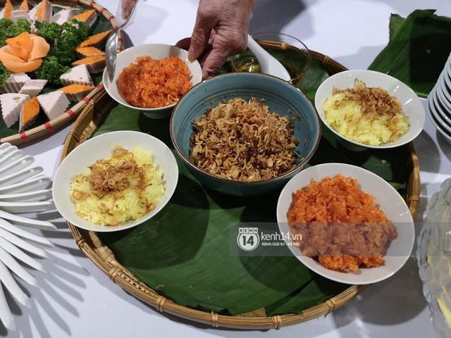 Chỉ nhìn qua vài món đãi phóng viên quốc tế thời gian Hội nghị thượng đỉnh cũng thấy ngay những địa điểm ăn uống nức tiếng Hà Nội - Ảnh 5.